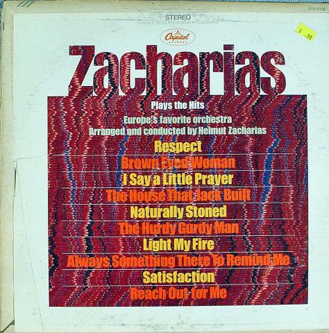 "Helmut Zacharias Vinyl 12"""