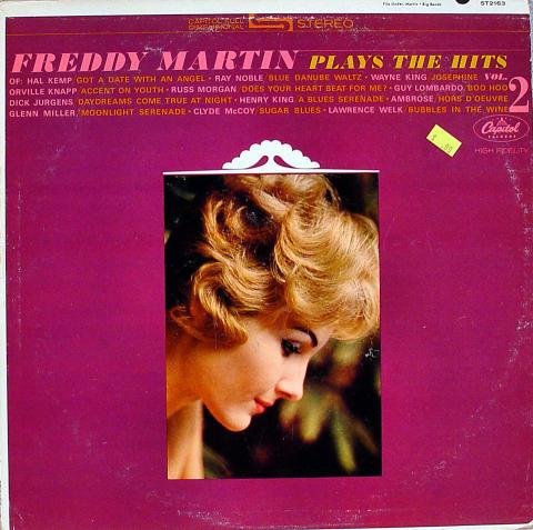 """Freddy Martin Vinyl 12"""""""