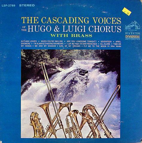 "Hugo & Luigi Chorus Vinyl 12"""