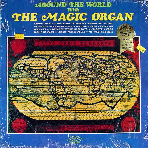 """The Magic Organ Vinyl 12"""""""