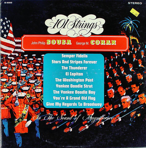 """101 Strings Vinyl 12"""""""