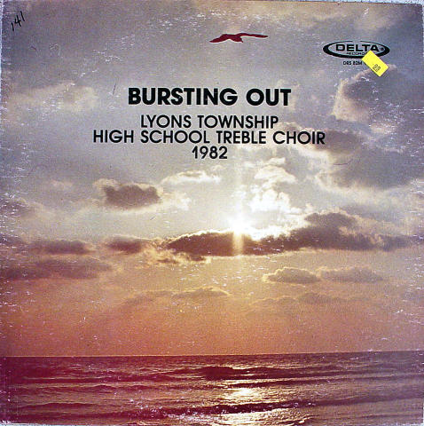 "Lyons Township High School Treble Choir Vinyl 12"""