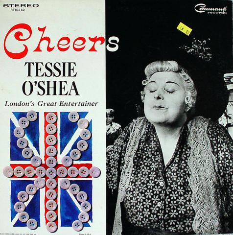 "Tessie O'Shea Vinyl 12"""