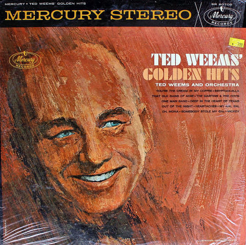 """Ted Weems And Orchestra Vinyl 12"""""""