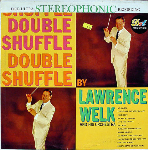 """Lawrence Welk And His Orchestra Vinyl 12"""""""