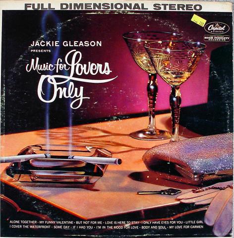 "Jackie Gleason Vinyl 12"""