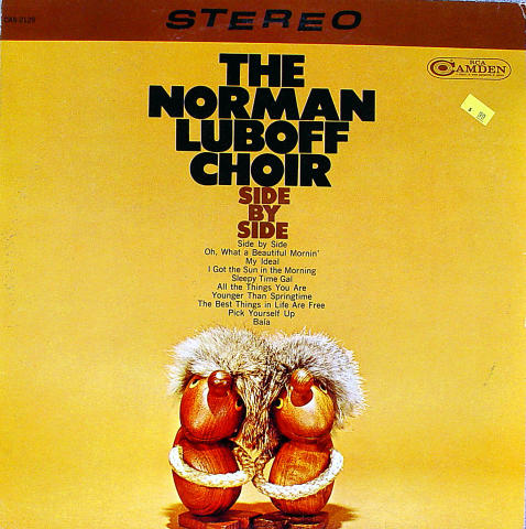"Norman Luboff Choir Vinyl 12"""