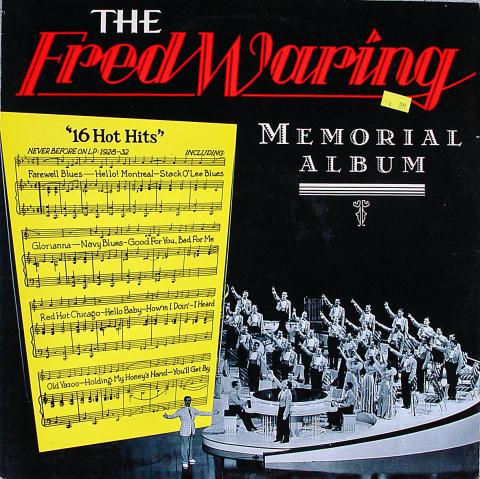 """Fred Waring Vinyl 12"""""""