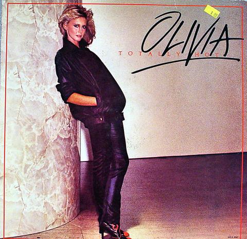 """Olivia Newton-John Vinyl 12"""""""