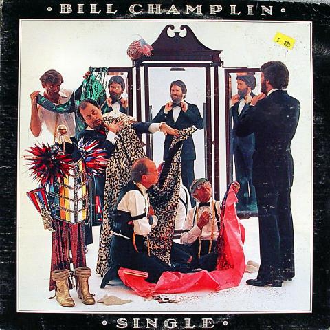 """Bill Champlin Vinyl 12"""""""