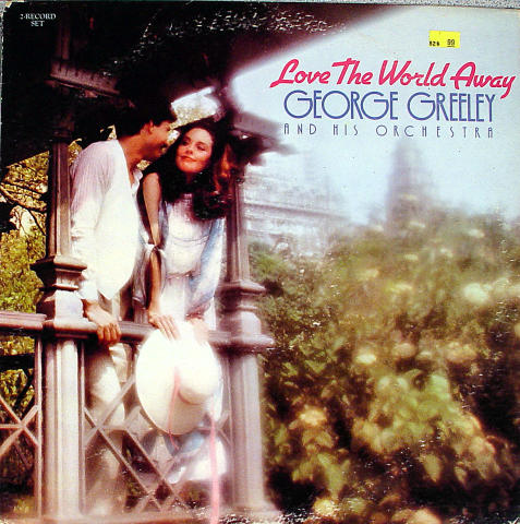 """George Greeley And His Orchestra Vinyl 12"""""""