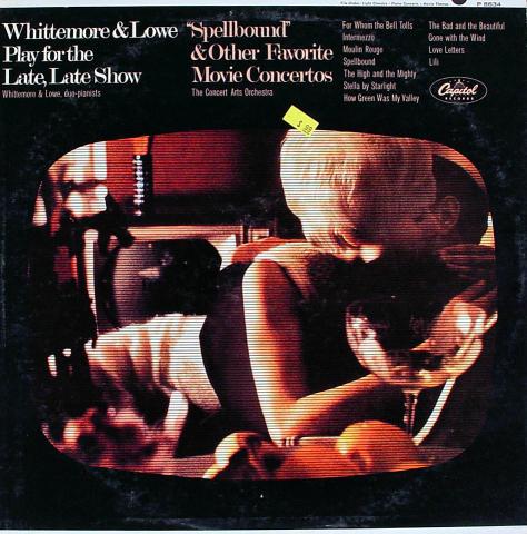 """Whittemore & Lowe Vinyl 12"""""""
