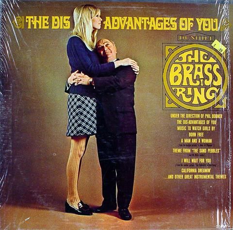 "The Brass Ring Vinyl 12"""