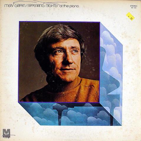 """Merv Griffin Vinyl 12"""""""