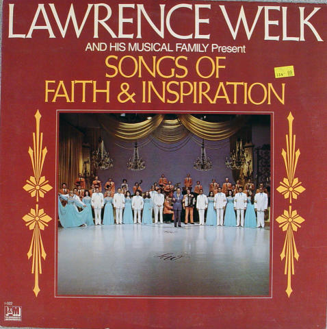 Lawrence Welk And His Musical Family Present Vinyl 12""