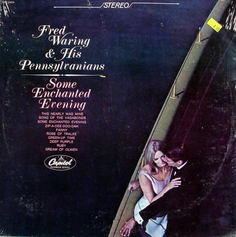 "Fred Waring & His Pennsylvanians Vinyl 12"""