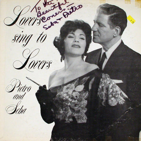 "Pietro And Seba Gentile Vinyl 12"""