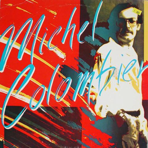 "Michel Colombier Vinyl 12"""