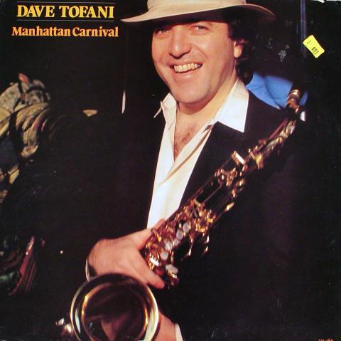 "Dave Tofani Vinyl 12"""