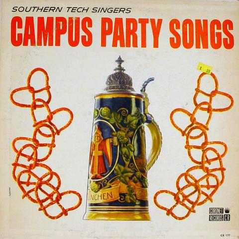 """Southern Tech Singers Vinyl 12"""""""