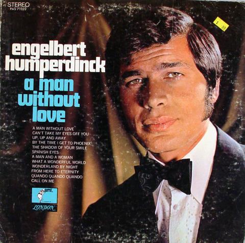 """Engelbert Humperdinck Vinyl 12"""""""