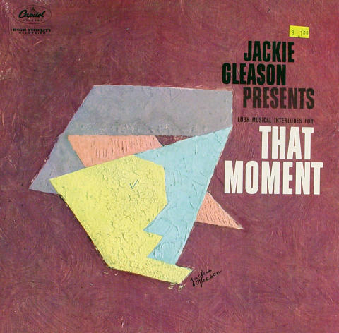 Jackie Gleason Presents Lush Musical Interludes For That moment Vinyl 12""