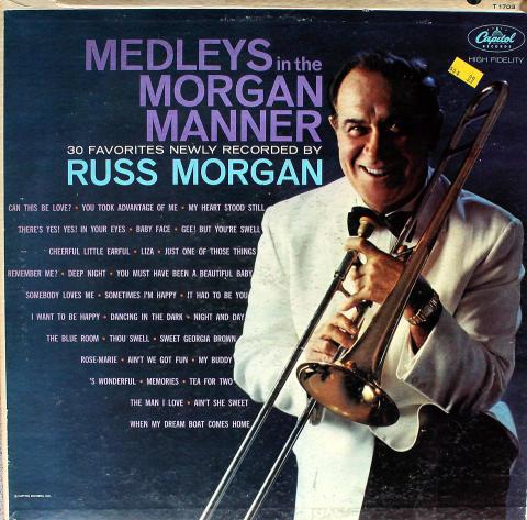 """Russ Morgan Vinyl 12"""""""