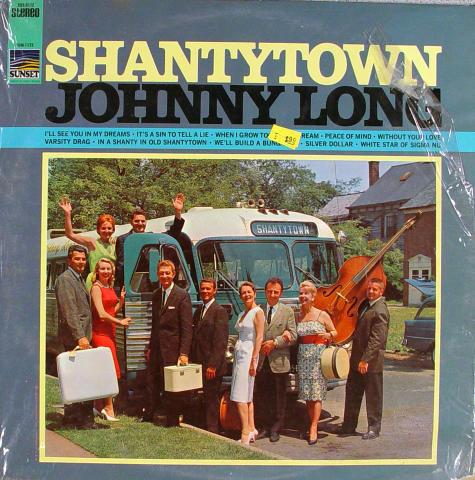 "Johnny Long Vinyl 12"""