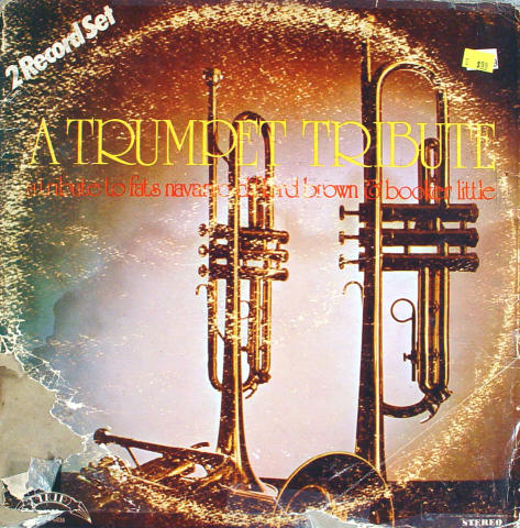 "A Trumpet Tribute Vinyl 12"" (Used)"