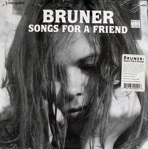 """Bruner Vinyl 12"""""""