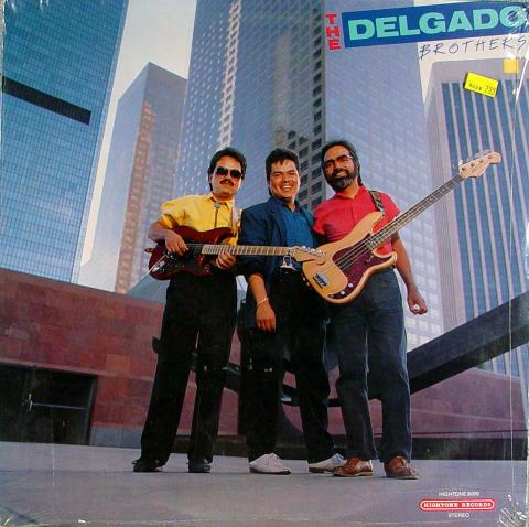 """The Delgado Brothers Vinyl 12"""""""