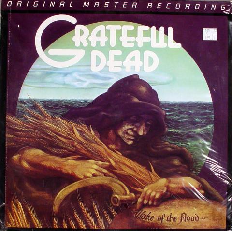 "Grateful Dead Vinyl 12"" (New)"