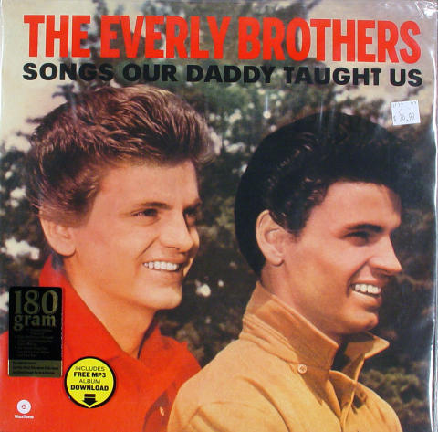 "The Everly Brothers Vinyl 12"" (Used)"