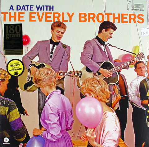 """The Everly Brothers Vinyl 12"""" (New)"""