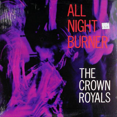 "The Crown Royals Vinyl 12"""