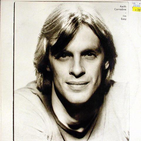 "Keith Carradine Vinyl 12"""