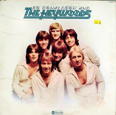 "Bo Donaldson and the Heywoods Vinyl 12"""