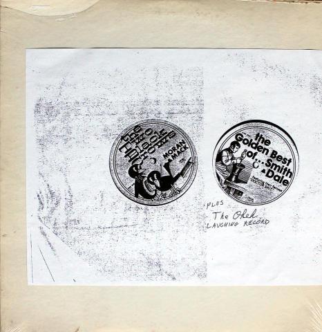 "Moran & Mack Vinyl 12"""