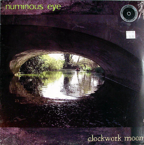 """Numinous Eye Vinyl 12"""""""