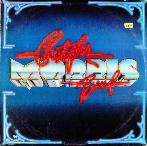 "Christopher Morris Band Vinyl 12"""
