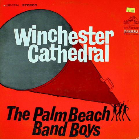 """The Palm Beach Band Boys Vinyl 12"""""""