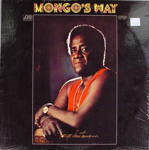 """Mongo Santamaria Vinyl 12"""""""