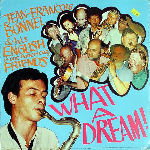 "Jean-Francois Bonnel & His English (+One American) Friends Vinyl 12"""