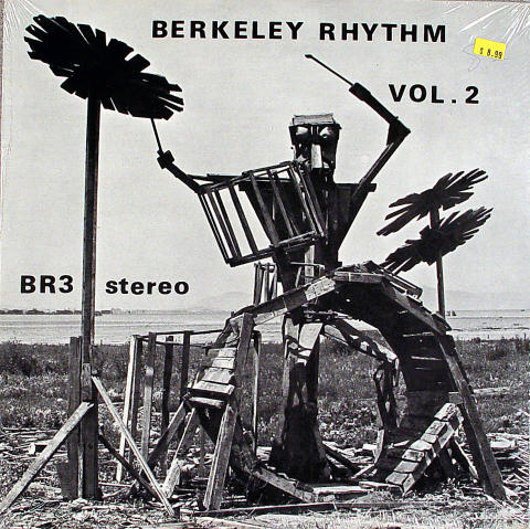 "Berkeley Rhythm Vinyl 12"""