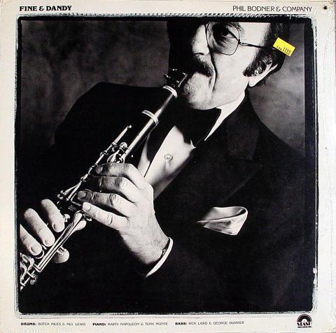 "Phil Bodner & Company Vinyl 12"""