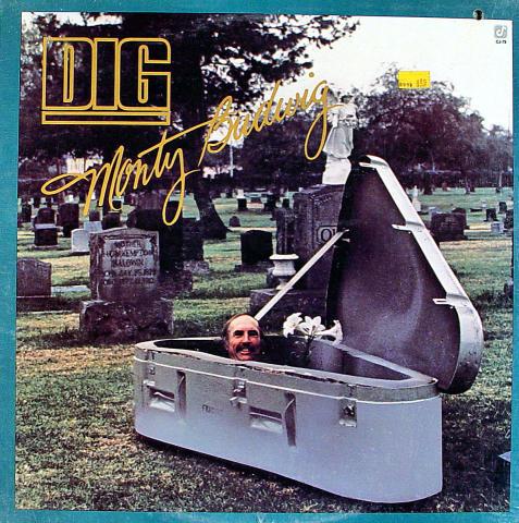 "Monty Budwig Vinyl 12"""