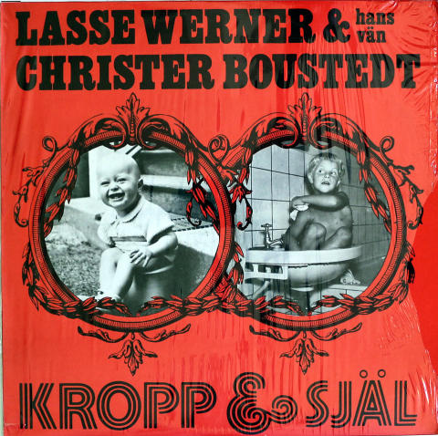 """Lasse Werner & Hans Van Vinyl 12"""""""