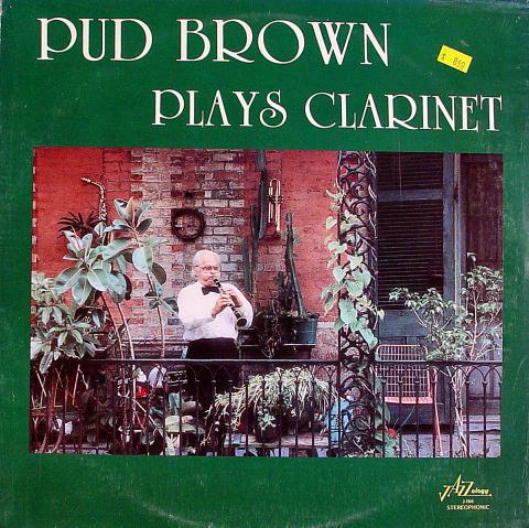 """Pud Brown Vinyl 12"""""""