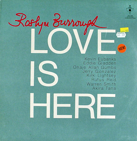 "Roslyn Burrough Vinyl 12"""