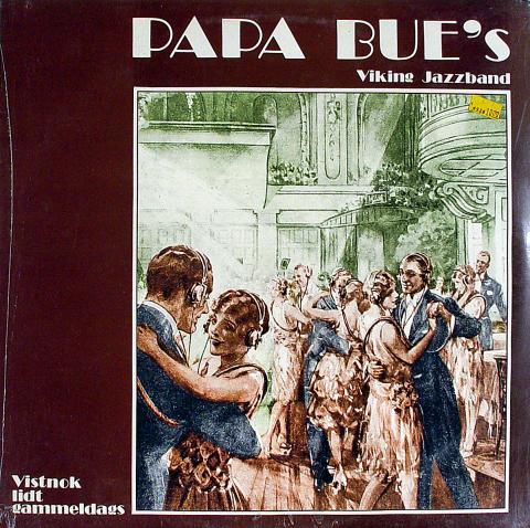 "Papa Bue's Viking Jazzband Vinyl 12"""